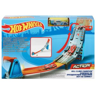 Hot Wheels Hill Climb Champion Playset