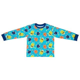 Toddler Cotton Pyjamas - Monster