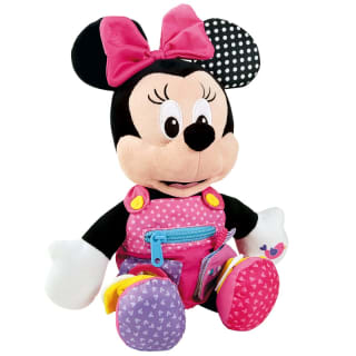 Disney Sensory Plush Baby Minnie
