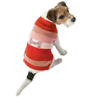 Doggy Jumper - X-Small - Small - Bone
