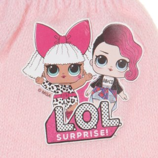 Kids L.O.L. Surprise! Gloves 2pk - Pink & Blue