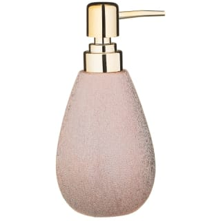 Rose Gold Textured Soap Dispenser