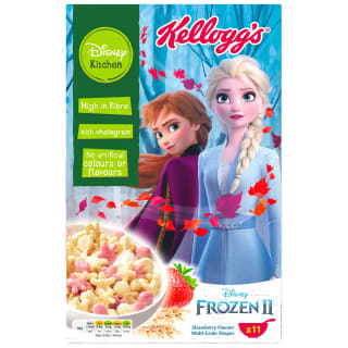Kellogg's Disney Frozen 2 Multi-Grain Cereal 350g