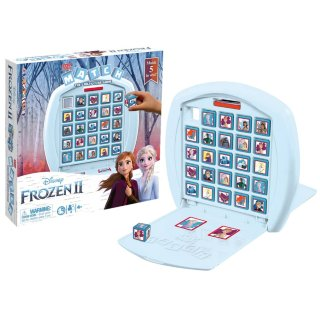 Frozen 2 Crazy Cube Game