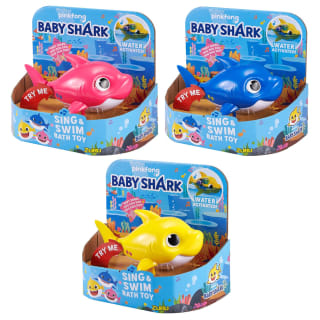Zuru Baby Shark Sing & Swim Bath Toy