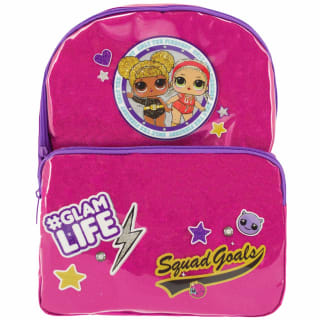 L.O.L. Surprise! Glitter Backpack - Pink