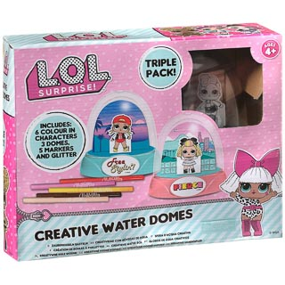 L.O.L. Surprise! Creative Water Domes