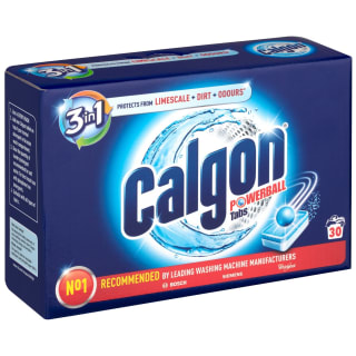 Calgon 3-in-1 Powerball Tabs 30 Washes