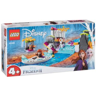 LEGO Disney Frozen 2 Anna's Canoe Expedition