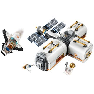 LEGO City Lunar Space Station