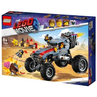 LEGO Emmet & Lucy's Escape Buggy