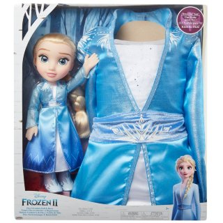 Disney Frozen 2 Elsa Adventure Doll & Dress