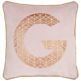 Lexi Alphabet Cushion