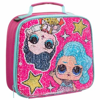 L.O.L. Surprise! Sequin Lunch Bag
