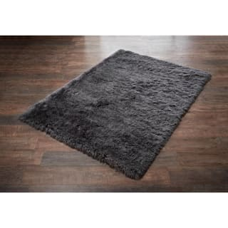 Charcoal Ostrich Rug - 160 x 230cm