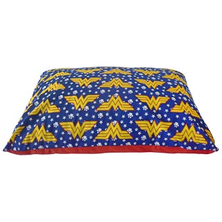 Superhero Pillow Mattress - Wonder Woman