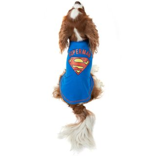 DC Comics Dog T-Shirt - Superman