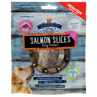 Fisherman's Dog Treats 100g - Salmon Slices