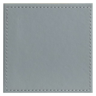 Reversible Leatherette Coasters 6pk