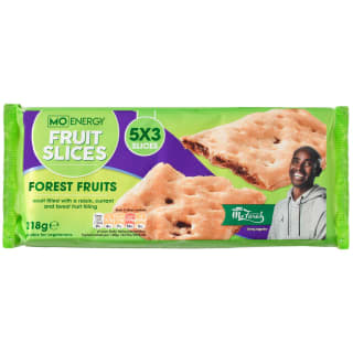 Mo Energy Fruit Slices Forest Fruits 218g