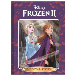 Frozen 2 Magical Story Book
