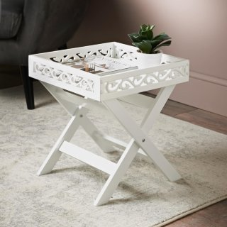 Camille Folding Tray Table