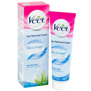Veet Sensitive Hair Removal Cream 100ml