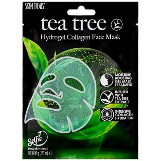 Skin Treats Tea Tree Hydrogel Face Mask