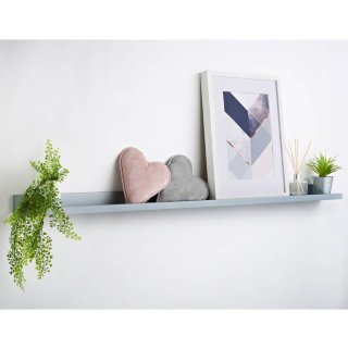 Lokken Photo Shelf 120cm - Grey
