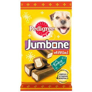 Pedigree Jumbone Mini 4pk - Turkey