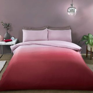 Ombre Double Duvet Set