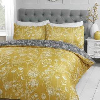 Floral Double Duvet Set