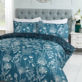 Floral King Duvet Set
