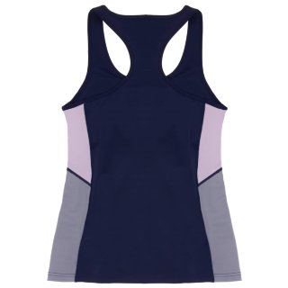 Ladies Active Vest - Navy