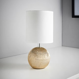 Etch Table Lamp - White