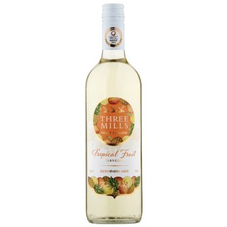Three Mills Fruit Fusion Wine 75cl - Tropical