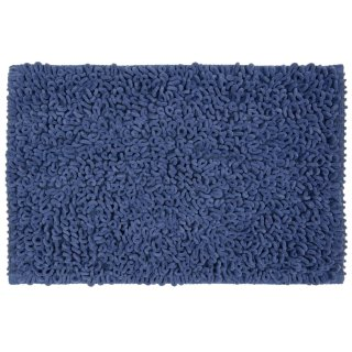 Loop Bath Mat 45 x 75cm - Navy
