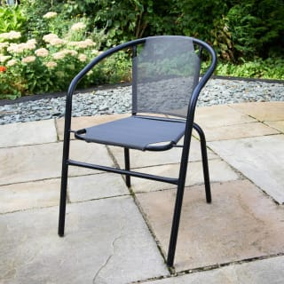 Lisbon Stacking Bistro Chair