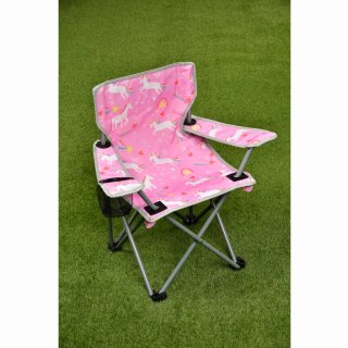 Kids Camping Chair - Unicorn