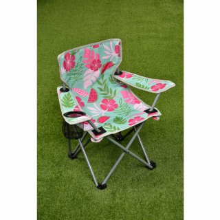 Kids Camping Chair - Tropical