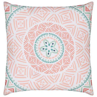 Outdoor Boho Scatter Cushion - Circle