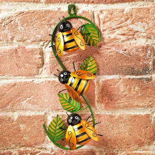 Metal Wall Art - Bee