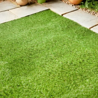 Artificial Grass Tile 4pk