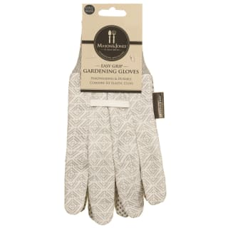 Mason & Jones Easy Grip Gardening Gloves - Geo