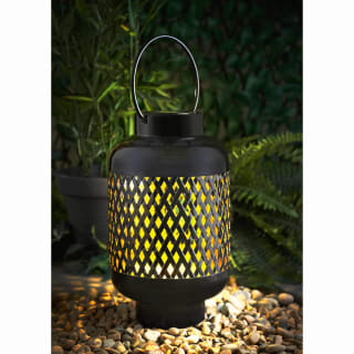 Marrakesh Black XL Lantern
