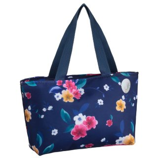 Insulated Floral Lunch Bag