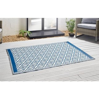 Outdoor Rug - Blue