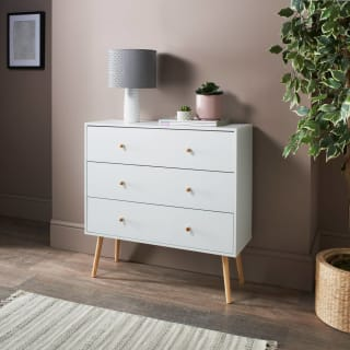 Bjorn 3 Drawer Chest