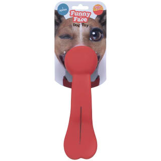 Funny Face Dog Toy - Tongue