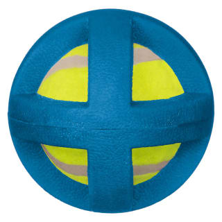 Gladiator Ball Dog Toy - Blue